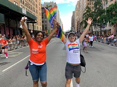 233da650-1ac7-4bcc-b62b-eac2d633c19b (AFS-USA Intercultural Programs) Tags: 2019 afs usa pride march nyc parade staff students lgbtq