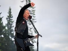 Metallica in Trondheim (7) (TAKleven) Tags: fujifilmxe2 fujifilmfujinonxf55200f3548rlmois metallica band music musikk live gig granåsen trondheim norway norge trøndelag musician performer performance famousband