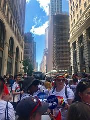Pride5 (AFS-USA Intercultural Programs) Tags: 2019 afs usa pride march nyc parade staff students lgbtq