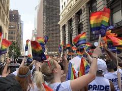 IMG_3191 (AFS-USA Intercultural Programs) Tags: 2019 afs usa pride march nyc parade staff students lgbtq