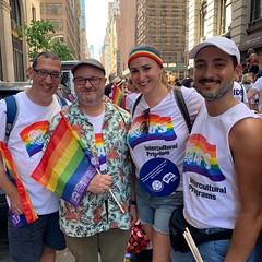 IMG_3211 (AFS-USA Intercultural Programs) Tags: 2019 afs usa pride march nyc parade staff students lgbtq