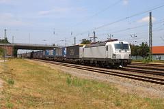 DB Cargo 193 366-2 KLV, Graben-Neudorf (michaelgoll777) Tags: db vectron br193
