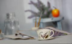 Cup2 (Ermilena Puppeteer) Tags: handmadeforbjd handmade dolldishes dishesfordolls dioramaforbjd diorama abjd porcelain ceramic
