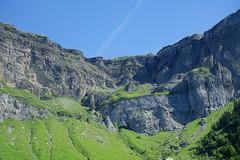 Cheminée des Miots @ Hike to Chalets de Varan (*_*) Tags: hiking mountain montagne nature randonnee trail sentier walk marche europe france hautesavoie 74 savoie passy 2019 june morning matin summer ete sunny
