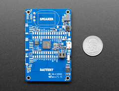 Adafruit PyBadge LC - MakeCode Arcade, CircuitPython or Arduino - Low Cost Version (adafruit) Tags: 3939 boards pygamer accessories games adafruit diy diyelectronics electronics projects kitsprojects