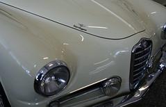 Alfa Romeo 1900 coupé Touring // ZA-042 WV (baffalie) Tags: auto voiture ancienne vintage classic old car coche retro expo italia sport automobile racing motor show collection club course race circuit italie padoue fiera moto bike motorbike motocycle
