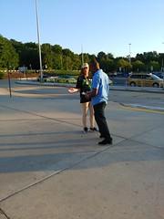 ITA_IDC_MTA_TSAOwingsMills_071519_08 (Idle Time Ads) Tags: streetteam publicoutreach itapromotions idletimeadvertising maryland washington dc virginia seesomethingsaysomething baltimore mta marylandtransitadministration tsa