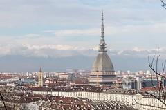 Turijn, Mole Atonelliana. (parnas) Tags: torino italia alps piazzavittorioveneto