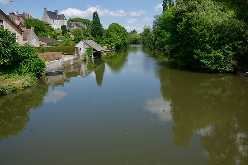 The River Sarthe