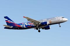 Airbus A320-214 Aeroflot CSKA VP-BWD PMI LEPA (Toni Marimon) Tags: airbus a320214 aeroflot cska vpbwd pmi lepa a320