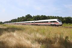 DB ICE-T 415 030-0 Jena und 415 501-6 Erfurt, Graben (michaelgoll777) Tags: db icet br415