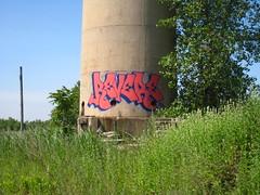 REVERE (Billy Danze.) Tags: abandoned chicago graffiti revere static uc