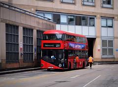 211 @ Hammersmith Bus Station (HoosierSands) Tags: newbusforlondon borisbus hammersmith transportforlondon london lt167 ratpgroup