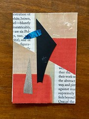 Reading Rothko 1 (Tim Ereneta) Tags: artisttradingcard collage abstract atc papercollage