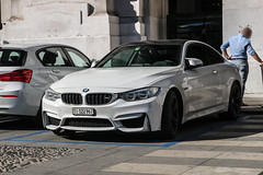 Switzerland (Ticino) - BMW M4 Coupé F82 (PrincepsLS) Tags: switzerland swiss license plate ti ticino italy milan spotting bmw m4 coupé f82