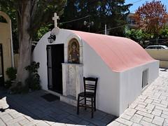 Tiny Church, Kos Town (Welderman63) Tags: church architecture religion greece kos building summer sun panasonic lumix g9
