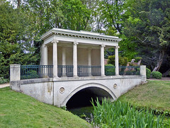 Audley End, Essex, UK (mira66) Tags: englishheritage teahouse bridge garden audleyend capital ionic roundel essex