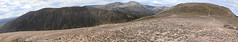 Panoramic Views from Ben MacDui (steve_whitmarsh) Tags: aberdeenshire scotland scottishhighlands highlands landscape mountain hills panorama topic