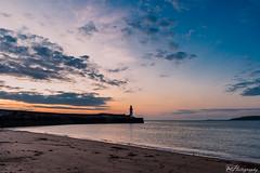 D85_7333 (alan.thecannon) Tags: sea seascape sky whitehaven beach beauty coast coastal landscape lighthouse sand sandywhitehaven shore sun sunny sunset water westcumbria seaside seaview solwaycoast england lakedistrict