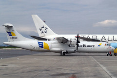 LX-WAB   Aerospatiale ATR-72-201F [227] (West Air Europe) Vienna-Schwechat~OE 13/09/2007 (raybarber2) Tags: 227 airportdata cn227 filed flickr loww luxembourgcivil lxwab planebase propliner raybarber