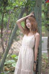 李岱倫 (玩家) Tags: portrait girl female prime model glamour outdoor taiwan 85mm taipei 台灣 台北 士林官邸 人像 外拍 2019 正妹 d610 模特兒 定焦 戶外 無後製 無修圖