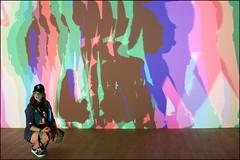 Olafur Eliasson - DSCF3077a (normko) Tags: london art gallery tate modern olafur eliasson installation inreallife youruncertainshadow