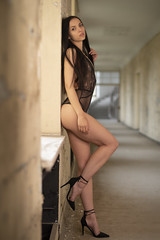 Tania and Olena (juergenberlin) Tags: portrait dessous boudoir lingerie beauty sexy woman high heels