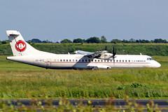 OY-RTC   Aerospatiale ATR-72-202 [508] (Cimber Air) Copenhagen-Kastrup~OY 10/06/2008 (raybarber2) Tags: 508 airportdata cn508 danishcivil ekch filed flickr oyrtc planebase propliner raybarber