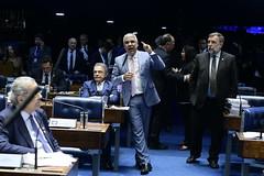 Plenário do Senado (Senador Flávio Arns) Tags: ordemdodia plenário senadoralvarodiaspodepr senadoreduardogirãopodece senadorflávioarnsredepr sessãodeliberativaordinária brasília df brasil