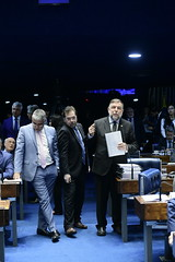 Plenário do Senado (Senador Flávio Arns) Tags: ordemdodia plenário senadoreduardogirãopodece senadorflávioarnsredepr senadorplíniovalériopsdbam sessãodeliberativaordinária brasília df brasil