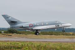 Falcon 10 MER (joseluiscel (Aviapics)) Tags: cazauxcazaux2019lfbc falcon falcon10 marine aeronavale france