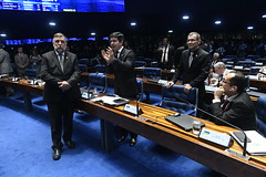 Plenário do Senado (Senador Flávio Arns) Tags: ordemdodia plenário senadorfabianocontaratoredees senadorflávioarnsredepr senadorjorgekajurupsbgo senadorrandolferodriguesredeap sessãodeliberativaordinária brasília df brasil