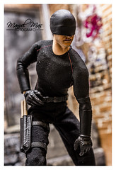 Mezco ONE:12 - MDX: Daredevil Vigilante ed. (manumasfotografo) Tags: mezcotoyz mezco one12 one12collective marvel mcu netflix review actionfigure daredevil mattmurdock vigilanteedition mdx mezcodirectexclusive