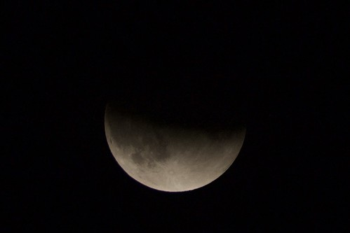 "Partial lunar eclipse • <a style=""font-size:0.8em;"" href=""http://www.flickr.com/photos/66868863@N00/48309049156/"" target=""_blank"">View on Flickr</a>"