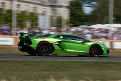Lamborghini Aventador SVJ * ({House} Photography) Tags: fos goodwood festival speed 2019 hill climb show panning housephotography timothyhouse canon 70d sigma 150600 contemporary car automotive lamborghini aventador svj italian