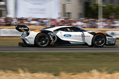 Ford GT MkII Track Edition ({House} Photography) Tags: fos goodwood festival speed 2019 hill climb show panning housephotography timothyhouse canon 70d sigma 150600 contemporary car automotive ford gt mk2 mkii track edition