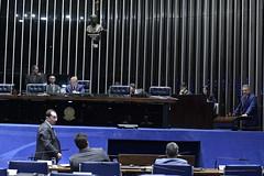 Plenário do Senado (Senado Federal) Tags: plenário sessãonãodeliberativa senadoralvarodiaspodemospr senadorizalcipsdbdf brasília df brasil senadorjorgekajurupsbgo