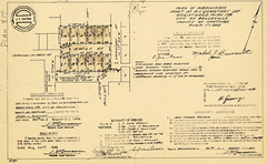 M440-2117 (Community Archives of Belleville & Hastings County) Tags: 1940s religion catholics cemeteries surveys maps