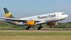 OY-VKF (AnDyMHoLdEn) Tags: thomascook a330 egcc airport manchester manchesterairport 05r