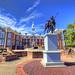 Delaware Continentals & Legislative Hall (paint filter)
