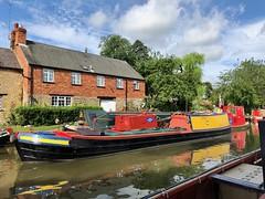 Photo of Working Narrowboat