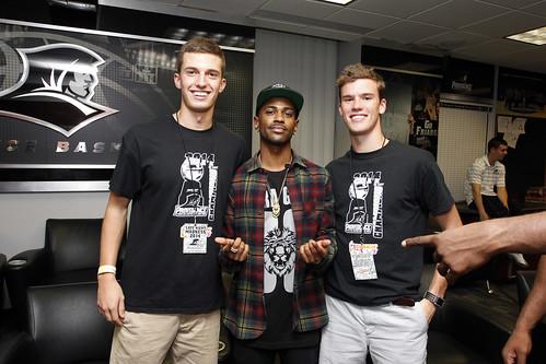 Big Sean fan photo
