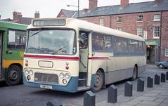 Minsterley - UMS 111J (Solenteer) Tags: minsterleystiperstones ums111j leyland leopard alexander ytype shrewsbury