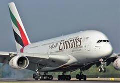 A6-EDL (AnDyMHoLdEn) Tags: emirates a380 egcc airport manchester manchesterairport 05r