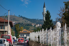 Sarajevo - Ulica Logavina (Añelo de la Krotsche) Tags: vw sarajevo vwbeetle vwkäfer vocho bosnaihercegovina bosnieherzégovine vwcoccinelle ulicalogavina
