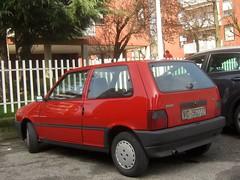 Fiat Uno 60 S 1990 (LorenzoSSC) Tags: fiat uno 60 s 3porte 1990