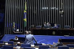 Plenário do Senado (Senado Federal) Tags: plenário sessãonãodeliberativa senadorwellingtonfagundesplmt senadorizalcipsdbdf bandeiranacional brasília df brasil
