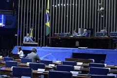 Plenário do Senado (Senado Federal) Tags: plenário sessãonãodeliberativa senadoreduardogirãopodemosce senadorreguffesempartidodf senadorizalcipsdbdf brasília df brasil