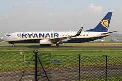 Ryanair - Boeing 737-8AS - EI-DLB (Andy2982) Tags: airliner ryanair boeing7378as eidlb cn335841836 manchesterairport