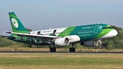 EI-DEI (AnDyMHoLdEn) Tags: aerlingus a320 irishrugby egcc airport manchester manchesterairport 05r